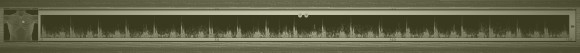Беременная женщина 35 лет. Неполная АВ дисоциация: идиовентрикулярный ритм из левого желудочка с частотой, близкой к частоте синусового узла. Персистирующее расщепление второго тона (более высокие пики), широкое расщепление первого тона. Ниже соответствующая аудиозапись.